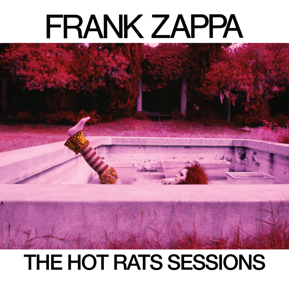 The Hot Rats Sessions 6CD Box Set