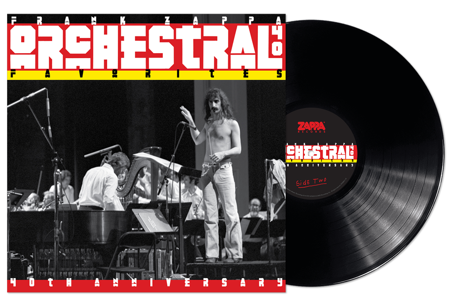 Orchestral Favorites 40th Anniversary Vinyl