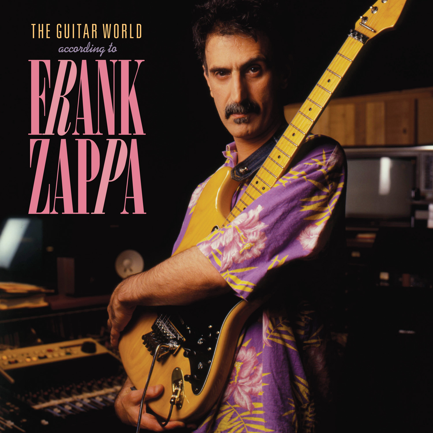 The Guitar World According To Frank Zappa LP