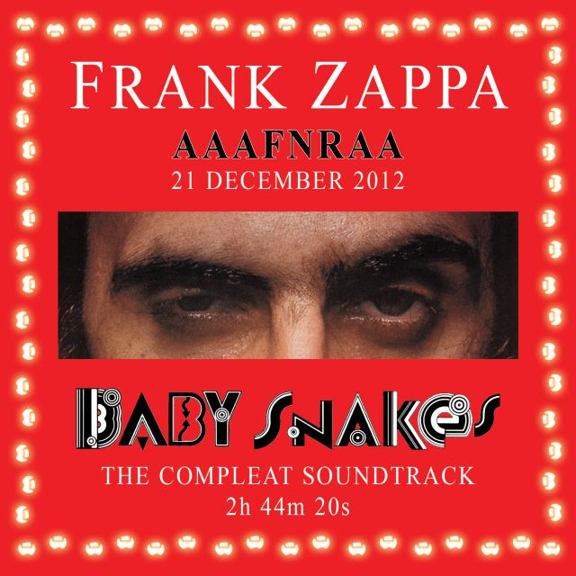 Official Discography | Zappa com