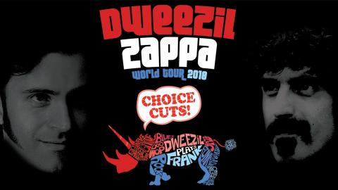 Dweezil Zappa - Choice Cuts 2018