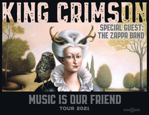 King Crimson with special guests: The Zappa Band