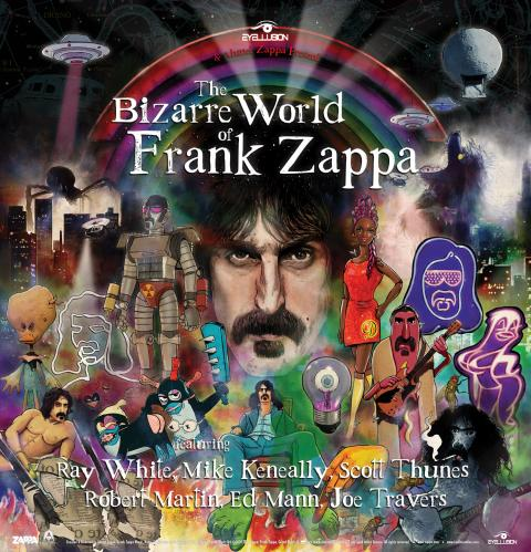 The Bizarre World of Frank Zappa