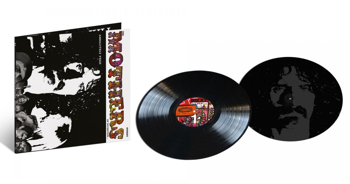 Absolutely Free 50th Anniversary Expanded 2lp Edition